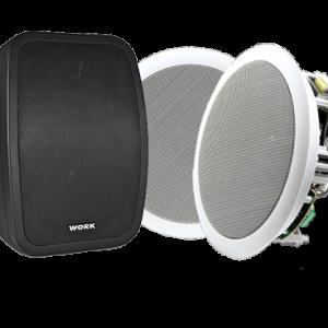 Instalacijski zvočniki