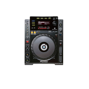 DJ-CD playeri